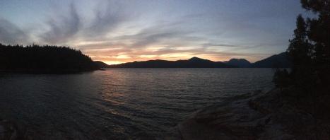 West Curme Island