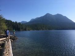 Unwin lake