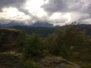 Climb to Whistler